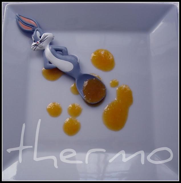 Mermelada de mandarina en thermomix