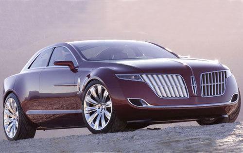 Cars Wallpapers: Lincoln Cars