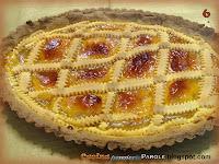 Crostata con marmellata di agrumi