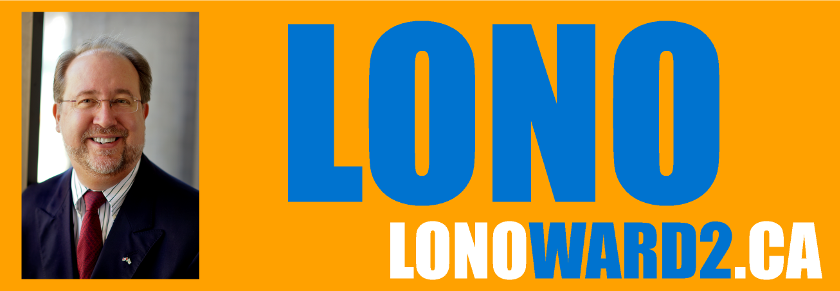 Simon Lono for Ward 2 Councillor