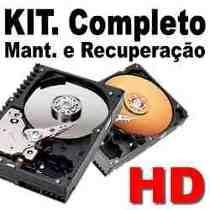 CURSO RECUPERACAO DE HD