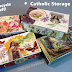 Catholic Storage Box - An Upcycle and Decoupage Craft! #CatholicCrafts