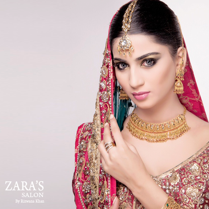 Zara Bridal Makeup Ideas 2016 Latest Makeup Ideas For ...
