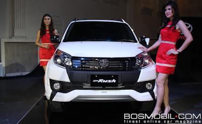 Toyota Rush Facelift Tebar Kelebihan