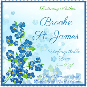 Unforgettable Love featuring Brooke St. James – 4 June