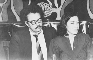 Туфан Миннуллин и Нажиба Ихсанова (фотография из семейного архива)