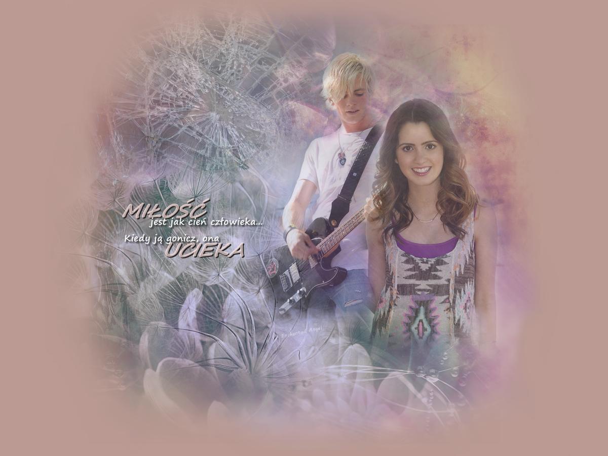 Ross i Laura - Inna historia...