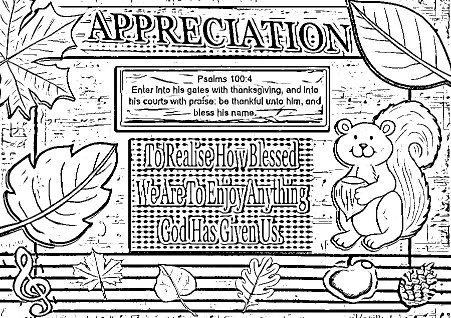 Children S Gems In My Treasure Box Beautiful Musical Fall Appreciation Coloring Pages