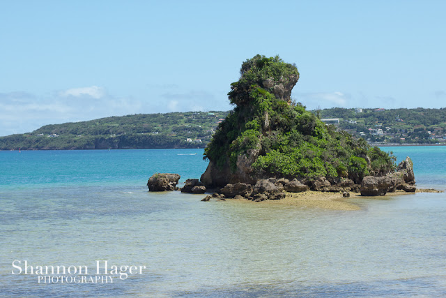 Shannon Hager Photography, Okinawa, Blue Ocean