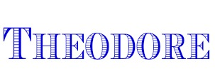 Ren's Baby Name Blog: Name of the Week: Theodore