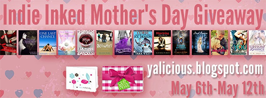 HUGE GIVEAWAY: Indie Inked Mother's Day Giveaway