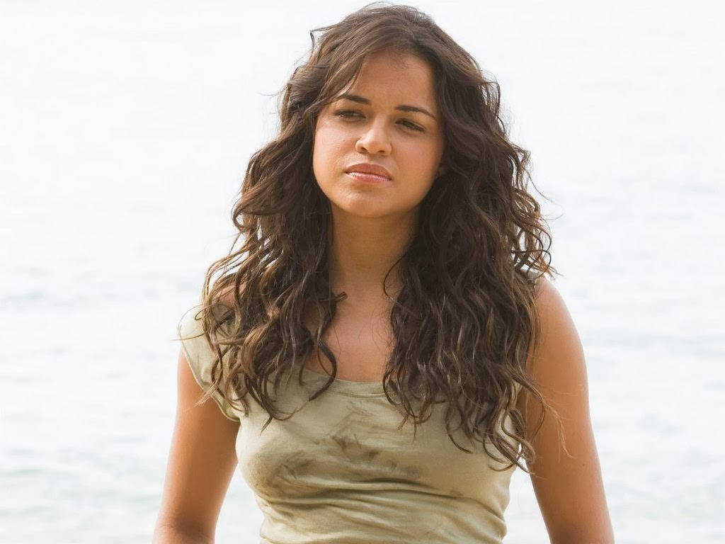 Michelle Rodriguez in Sad Mood 7