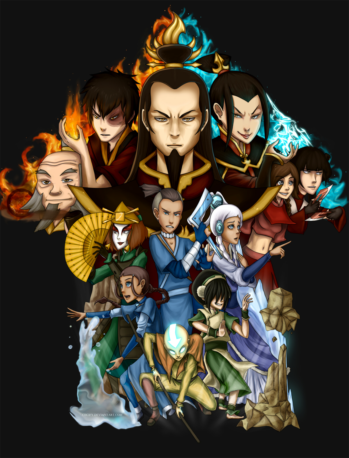 Игру Avatar Legend Of The Aang