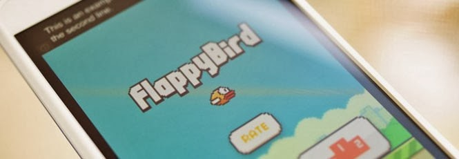 Flappy Birds game android seru lucu