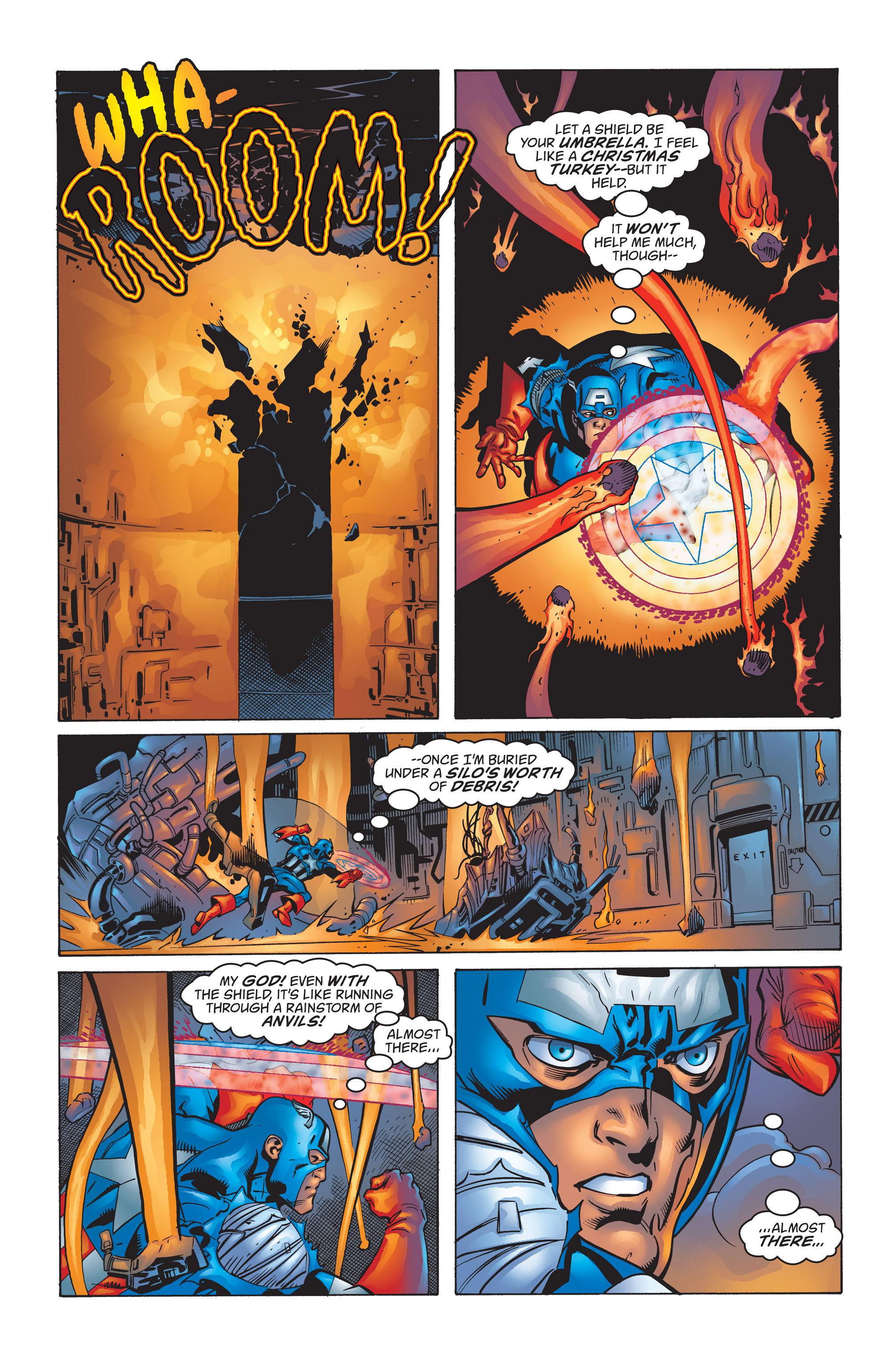 Captain America (1998) Issue #12 #18 - English 27