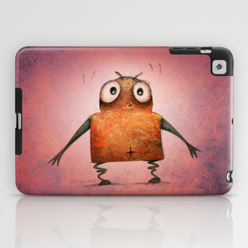 strangestore, undroid, paul stickland, ipad mini,