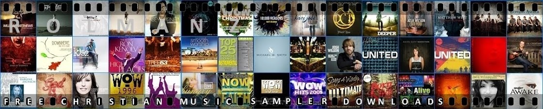 Free Christian Music Sampler Downloads