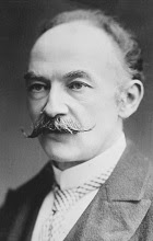 Thomas Hardy author picture