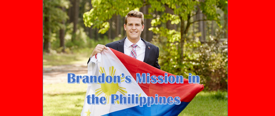 Brandon's Mission in the Philippines