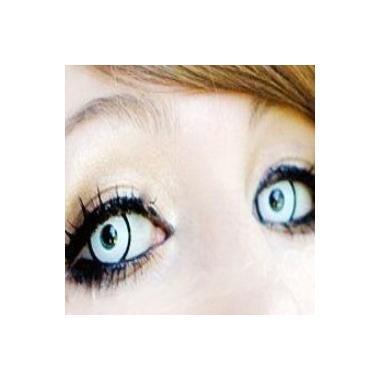 lentes de contato brancas menor preço halloween   Compre Suas Lentes ... c157440ca7