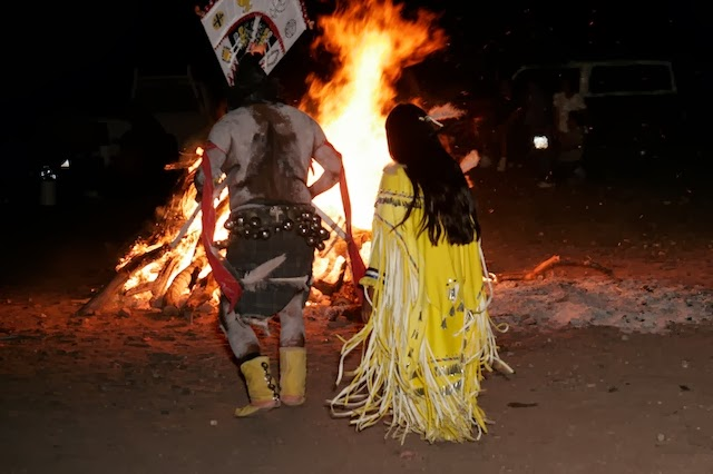 Average Cost Of A Crown >> White Wolf : Apache Ceremony Celebrates Women (Video)