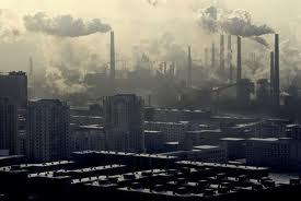 contaminación destrucción del planeta