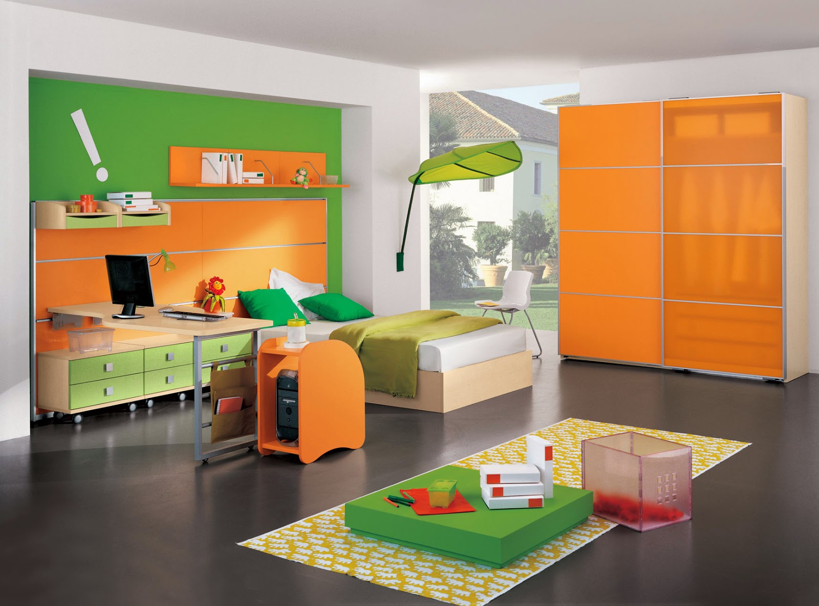 Kids bedroom designers