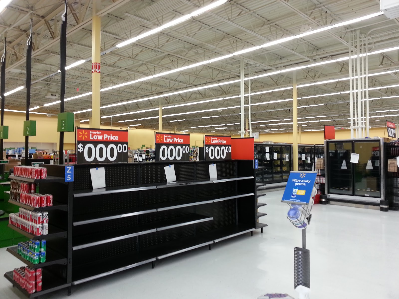 What S In Store Wal Mart Readies Charlotte S First