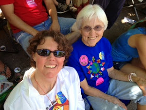 Ann and Mary: Pride 2013