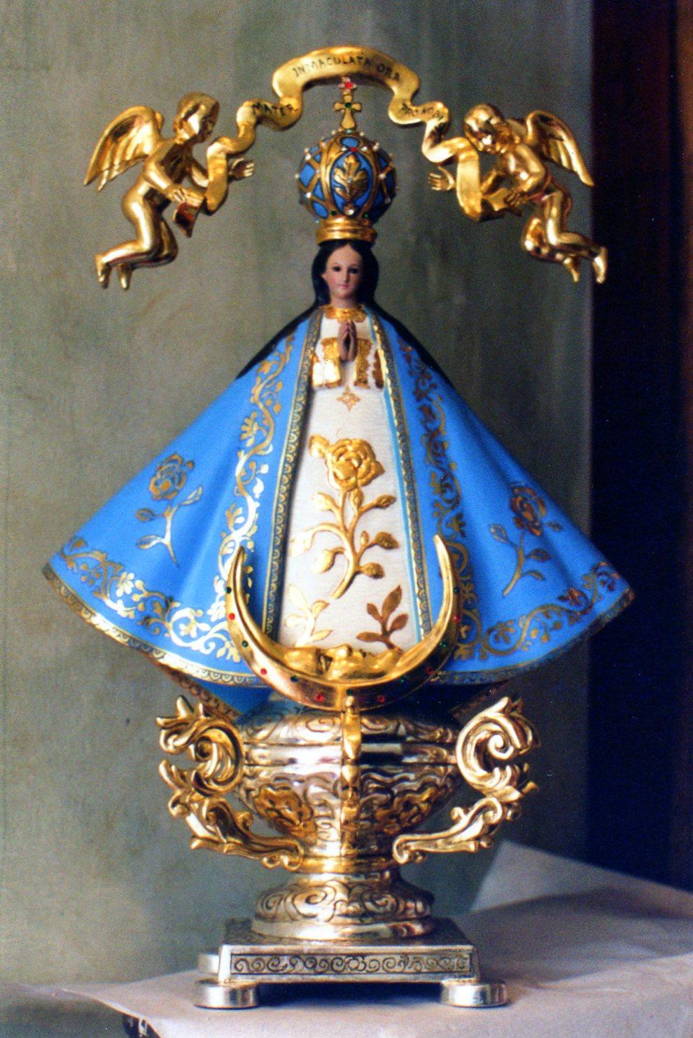 Santa Ana, San Joaquin y santa Anna, Madre de la Virgen María