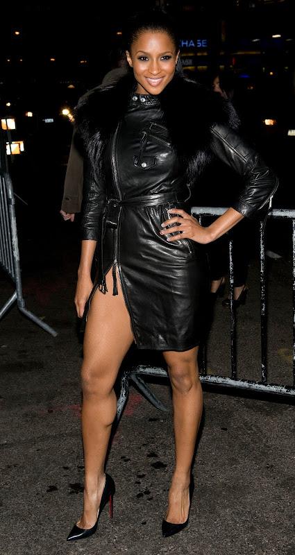 Ciara leather NYC