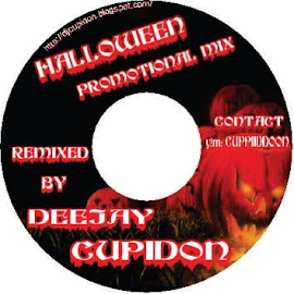 Dj Cupidon - Halloween Promotional Mix