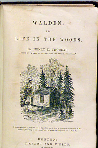 chop wood carry water plant seeds walden or life in the woods. Black Bedroom Furniture Sets. Home Design Ideas