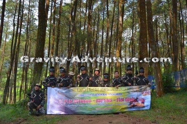 Paket Paintball Murah Di Bandung Bersama Gravity Adventure