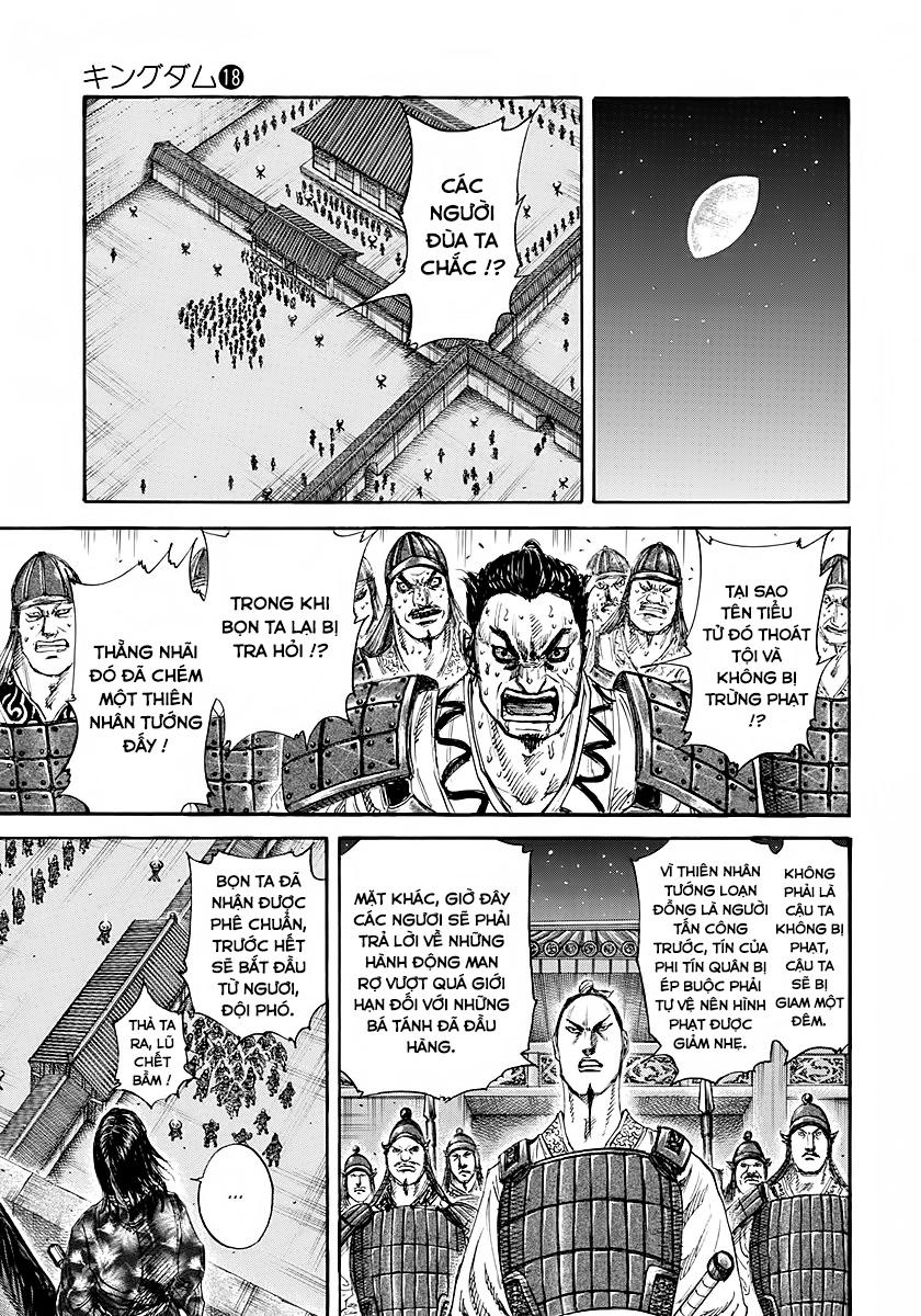 Kingdom – Vương Giả Thiên Hạ (Tổng Hợp) chap 193 page 11 - IZTruyenTranh.com