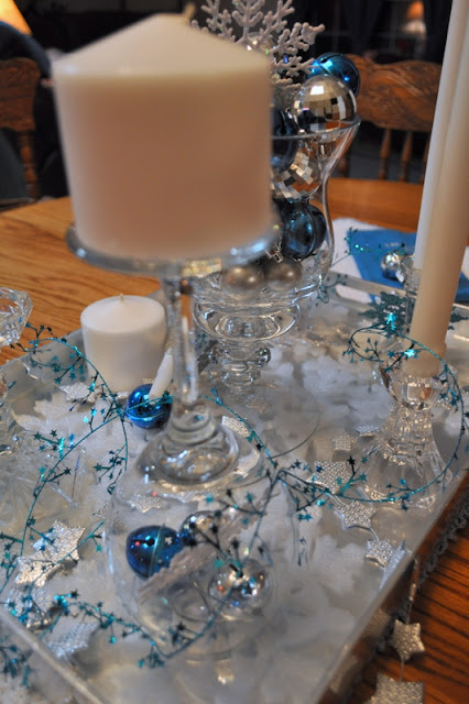 Design to shine new year s eve table centerpiece