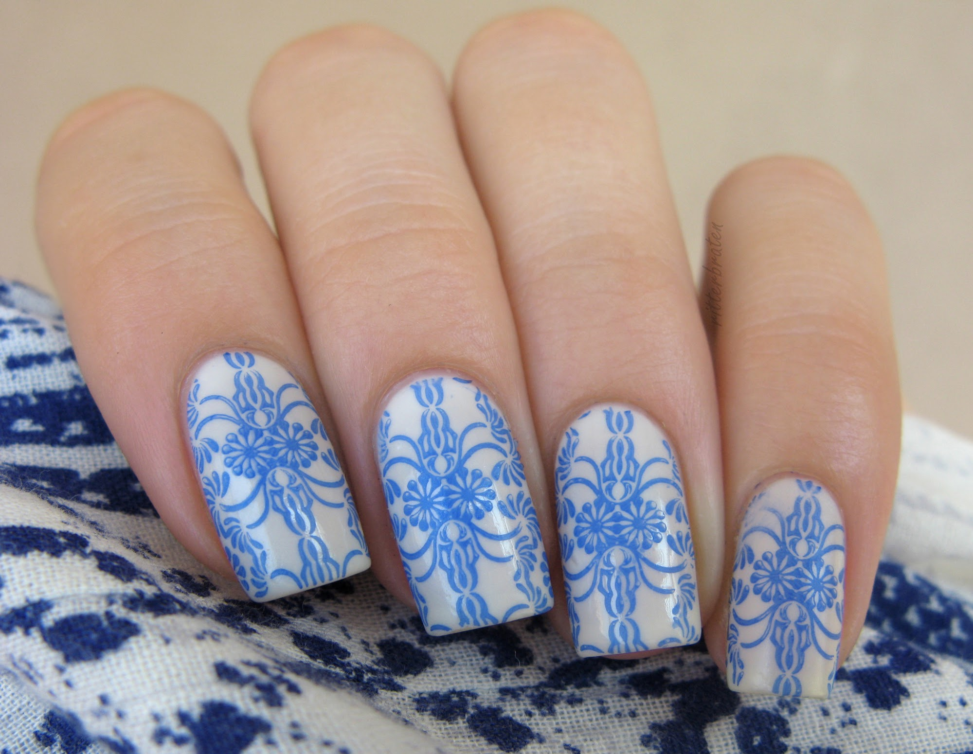 porcelain nails