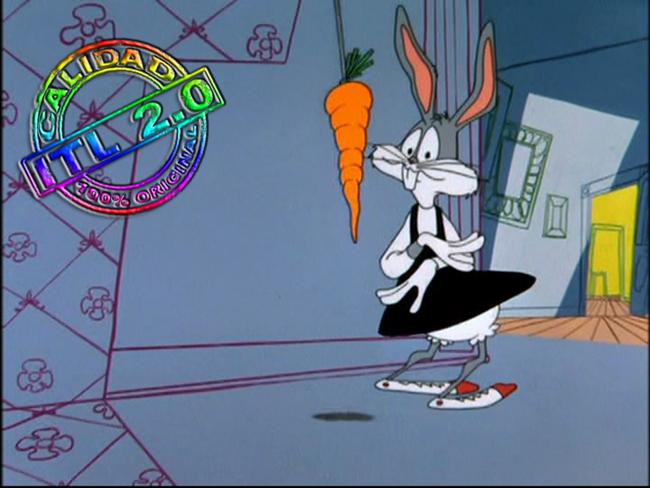 Bugs Bunny y el Coyote y el Correcaminos DVDR Menu Full