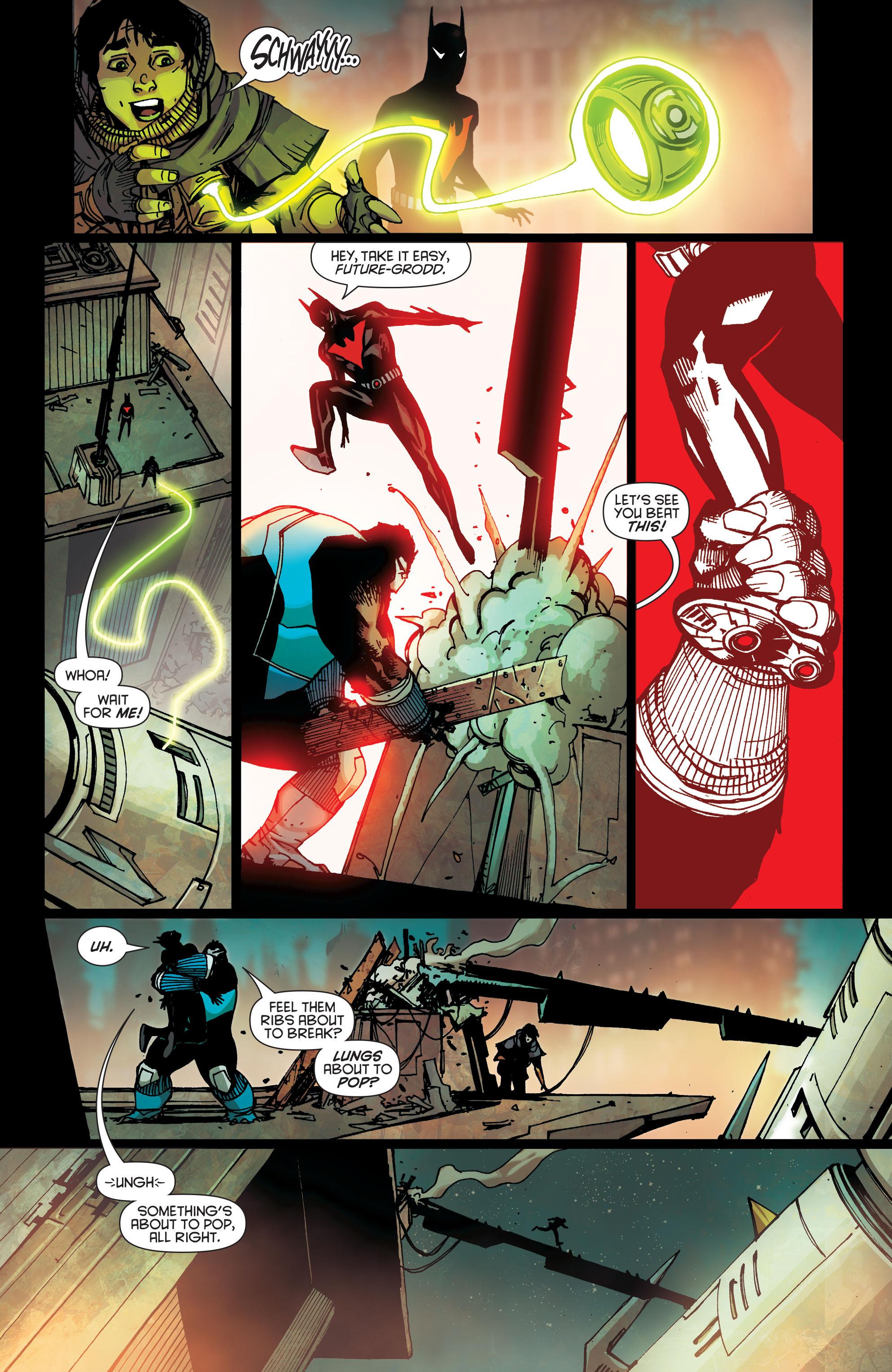Batman Beyond (2015) Issue #9 #9 - English 15