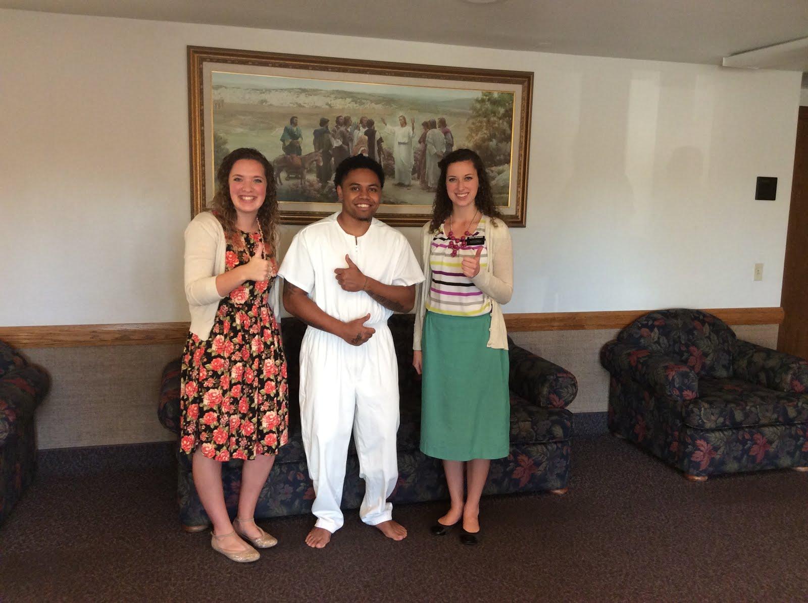 Lisiate's Baptism