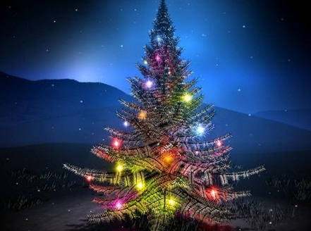 Christmas Wallpapers on Christmas Text Messages  Merry Christmas Tree Wallpapers