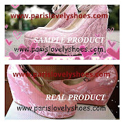 Terima Makloon Sepatu Wanita (Paris Lovely Shoes)