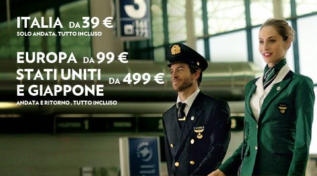 promozione Alitalia