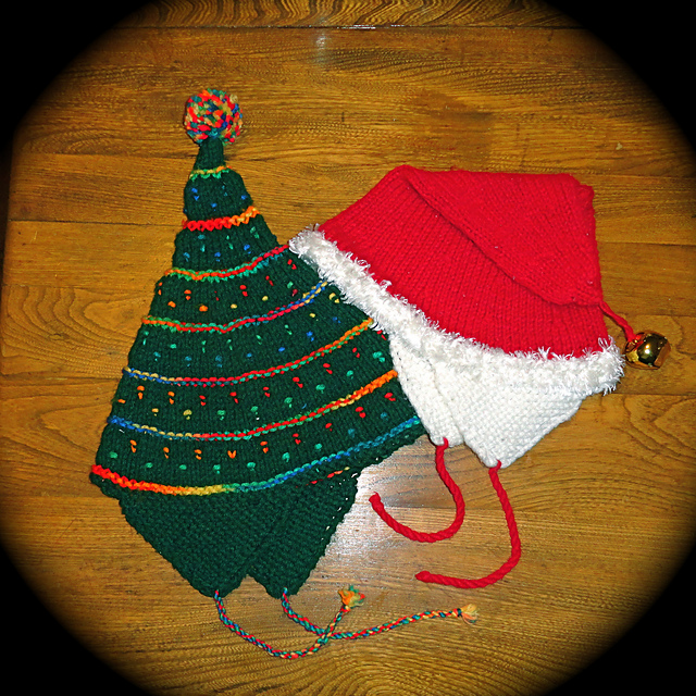 Free Christmas Knitting Patterns For Babies : Cute Knitting: Some Knitting Patterns For Christmas (All Free)