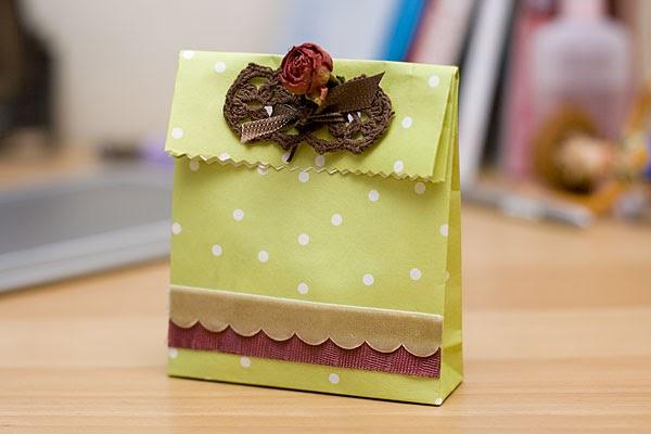 Упаковка для подарка из бумаги а4 7