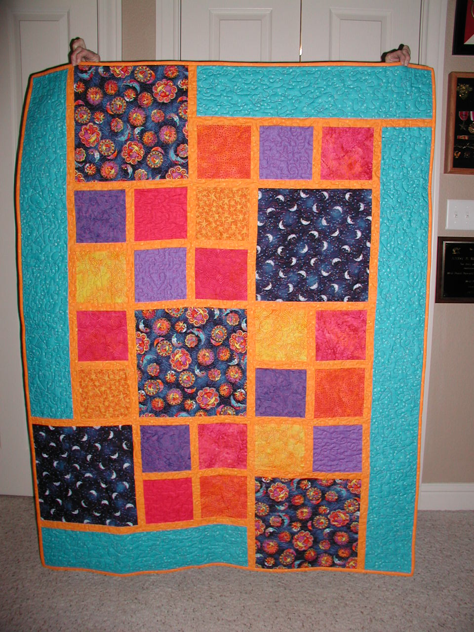 Betty's quilts and more!