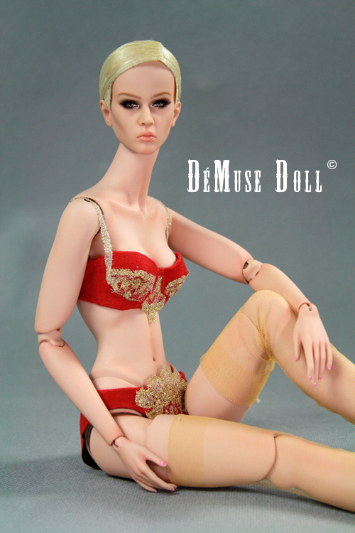 d muse high fashion doll pose range
