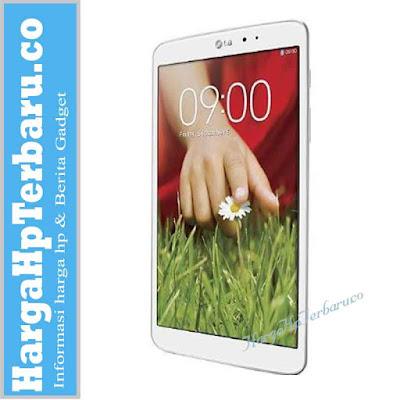 Tablet Terbaru LG G Pad 2 Akan Didukung Full-HD?