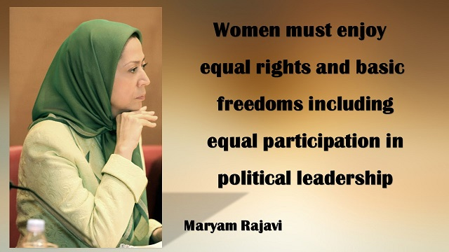 MaryamRajavi 's message onDInt'lDay2end #violenceagainstwomen #VAW