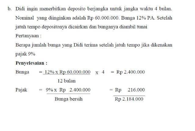 Sumber Sumber Dana Bank Kumpulan Materi Pelajaran